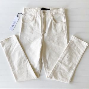 Joe's Jeans Raine High Rise Slim Straight Denim